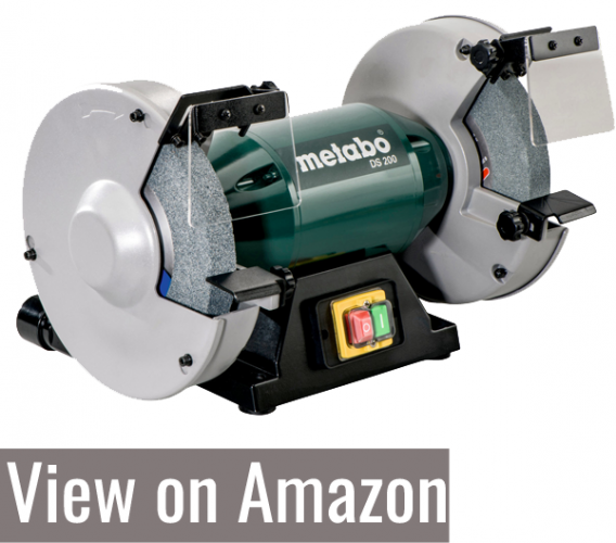 Metabo DS 200 Bench Grinder