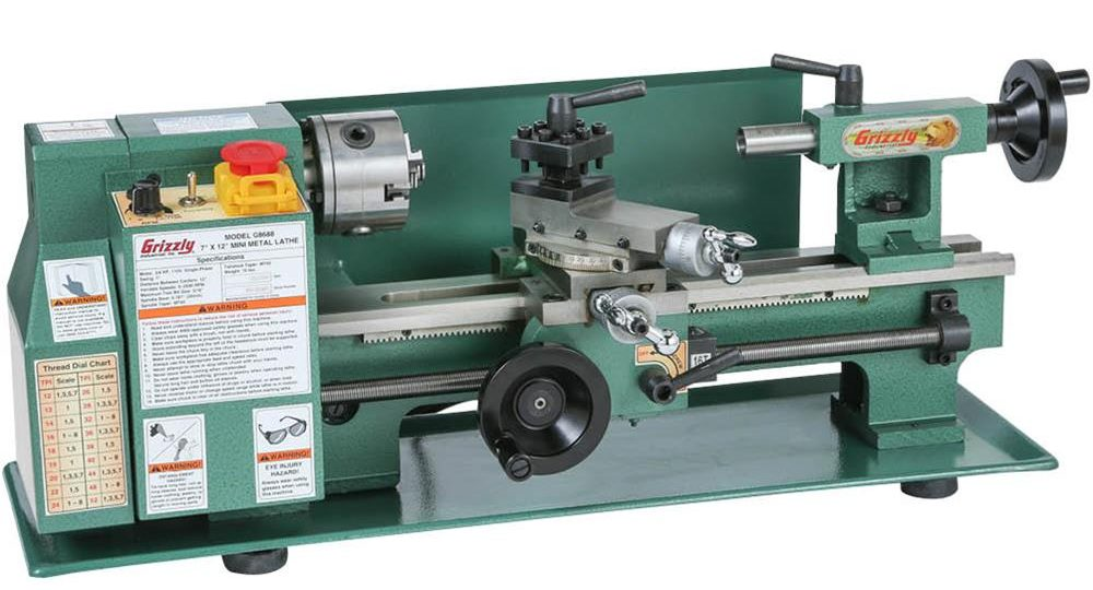 mini metal lathes reviews
