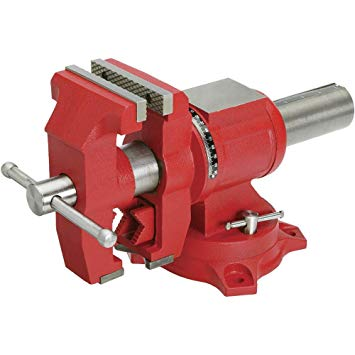 Grizzly G7062 Multi-Purpose 5-Inch Bench Vise