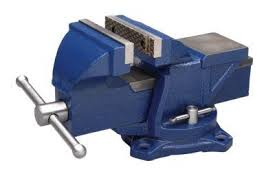 "WILTON 11104 4"" Jaw Gen Purpose Bench Vise"