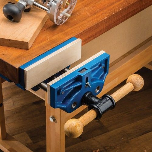 Uses for a Bench Vise