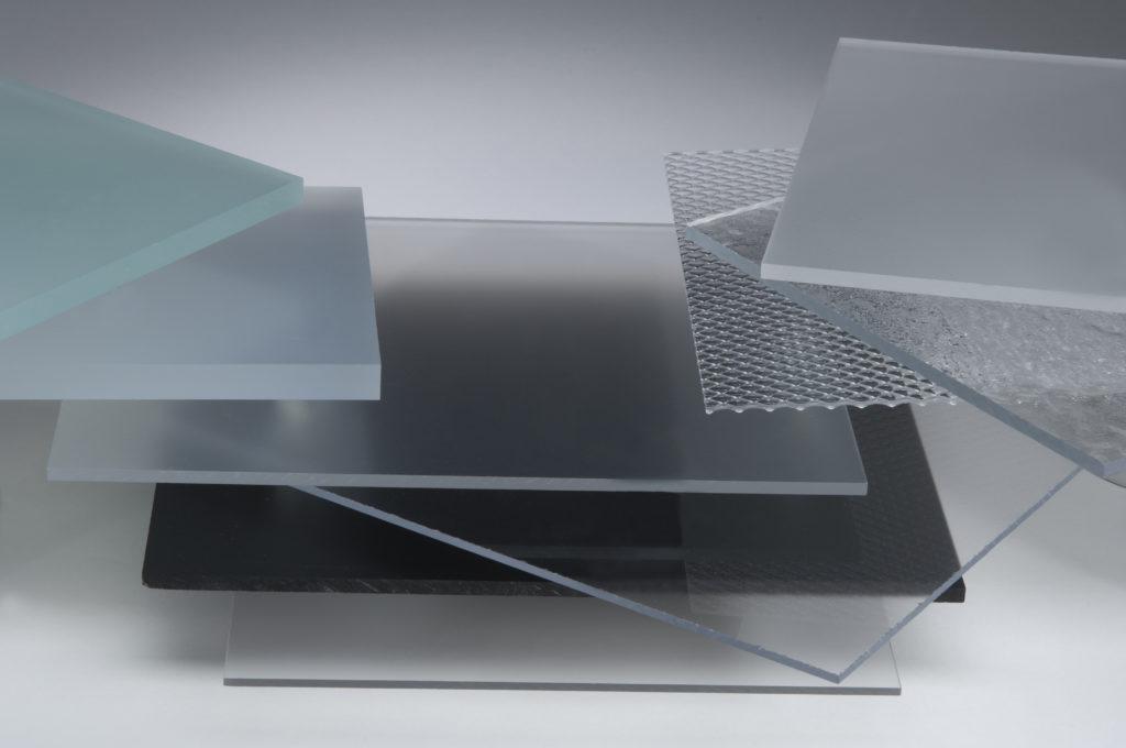 Plexiglass sheets