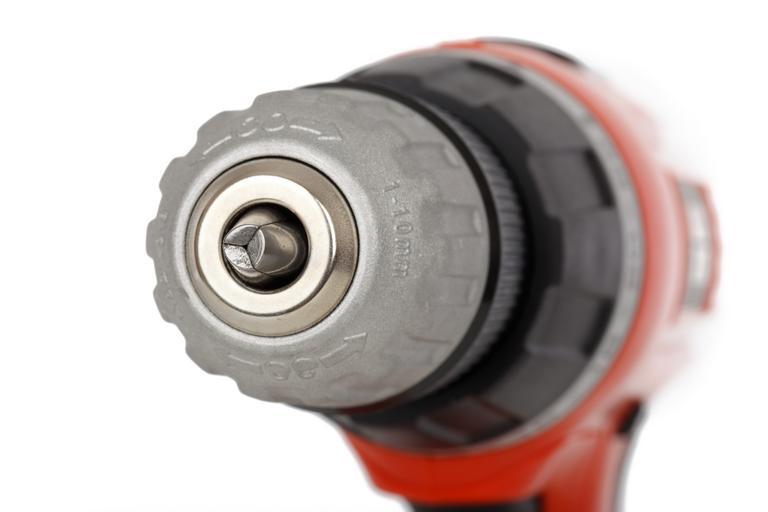 Air Impact Wrenche closeup