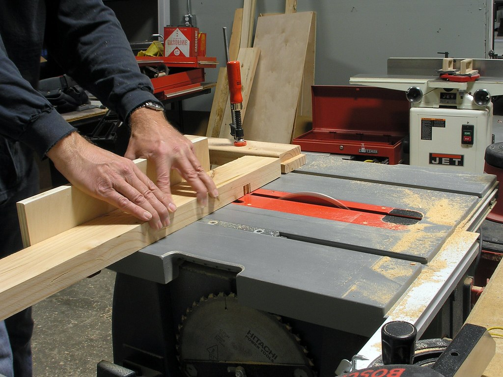 How To Cut Tapers on a Table Saw