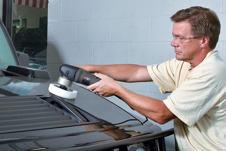porter speed polisher