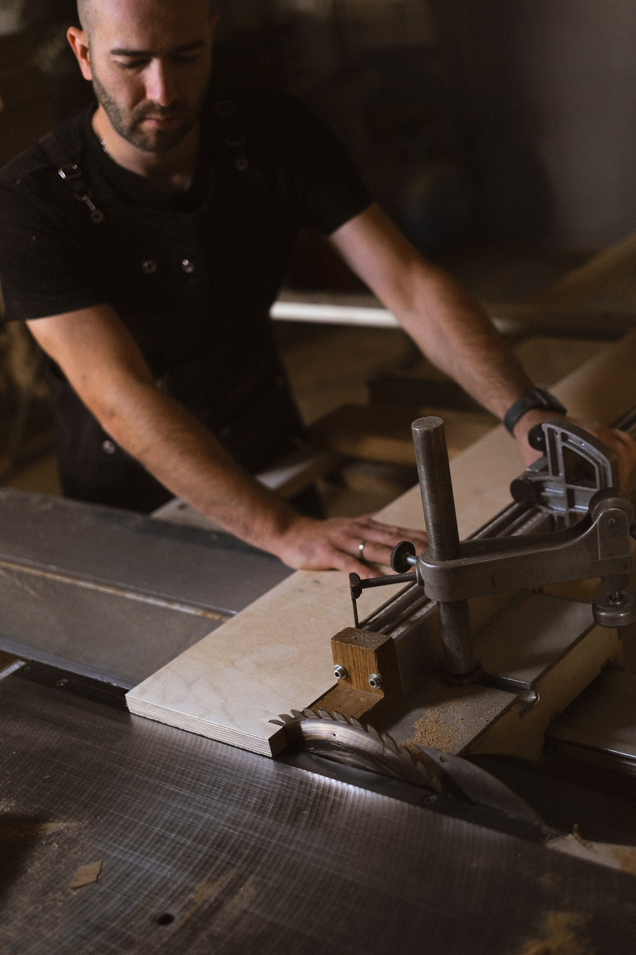 beginner table saw safety tips
